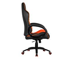 COUGAR FUSION (Black Orange) — купить <b>игровое</b> ...