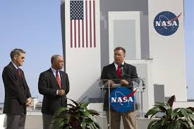s kennedy space center continued transition to operating under funded space act agreements saas the boeing co sierra nevada corp snc space systems and space exploration technologies spacex