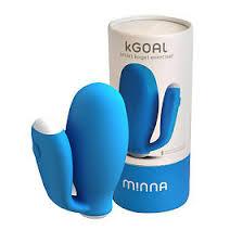 <b>Тренажер</b> для интимных мышц <b>Кегеля kGoal</b> Minna Life ...