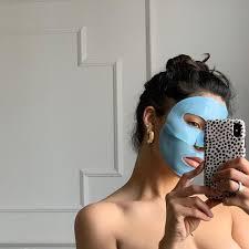 <b>Тканевые маски для</b> лица: как пользоваться для достижения ...