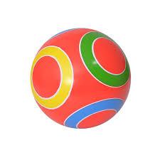 <b>Мяч</b> резиновый 150 мм. Кружочки в асс.Р3-150 - купить в Казани ...