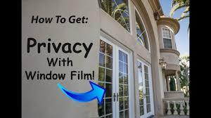 <b>Privacy Window</b> Film!   How It Works   Campbell <b>Window</b> Film ...