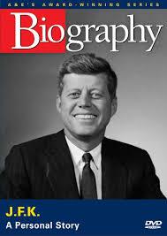 Amazon.com: Biography - John F. Kennedy: A Personal Story (A&E ...