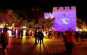 תוצאת תמונה עבור ‪photos Jerusalem light  festival 2016‬‏
