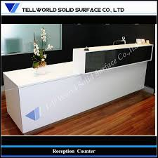 product image office reception counter modern front desk counters design bridge reception counter office line