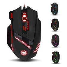 <b>zelotes T90</b> Gaming Mouse <b>9200 DPI</b>, 8 Buttons: Amazon.co.uk ...