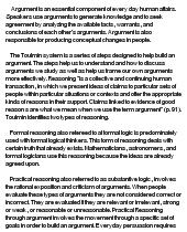 toulmin model an approach in formal communication at essaypedia comessay on toulmin model an approach in formal communication
