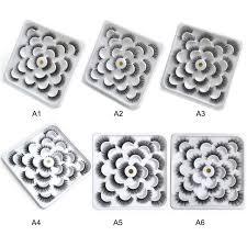 10 пар лотоса диски 3D/5D норковые <b>накладные ресницы</b> ...