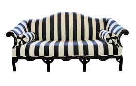 awesome striped black and white couch black and white striped furniture