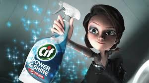 <b>Cif</b> | Бренды | Unilever Россия