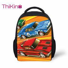 <b>Thikin</b> Hot Wheels Racing Car School Bags <b>3pcs</b>/<b>set</b> for Cool ...