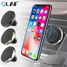 <b>OLAF Universal</b> Mini Car Phone Holder 360 Degree Rotatable ...