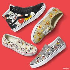 The <b>Disney</b> and Vans Collection
