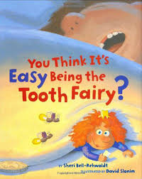 Image result for you think it's easy being the tooth fairy
