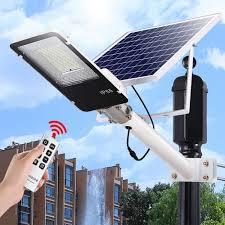 <b>SZYOUMY</b> Hot Sell 200W <b>Solar</b> Street Lamp Light Light Sensor ...