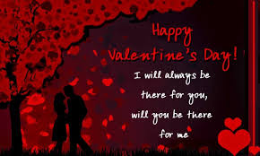 Cute Happy Valentines Day 2015 Quotes, SMS, Wishes to Lovers ... via Relatably.com