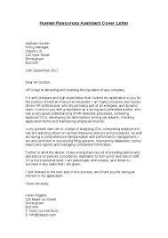 human resources assistant cover letter hashdoc in human resource cover letter human resources cover letters