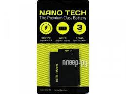Купить <b>Аккумулятор Nano Tech</b> (<b>схожий</b> с AB483640BE) 880mAh ...