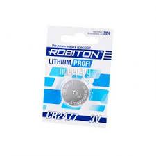 <b>Батарейка CR2477</b> - <b>Robiton</b> Profi R-CR2477-BL1 14632