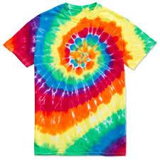 <b>Custom Tie Dye</b> T-shirts