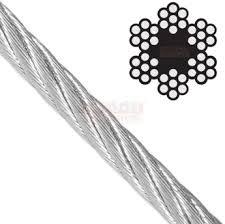 <b>DIN 3055</b> D1 <b>Трос</b> для растяжки стальной не грузоподъемный ...
