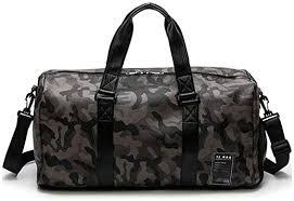 Bishelle-sp Weekender Overnight Bag Outdoor Sports ... - Amazon.com
