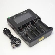 Интелектуальное <b>зарядное устройство Xtar VC4</b>