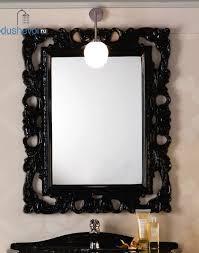 <b>Зеркало Cezares</b> Barocco <b>80</b> Nero, цена 38505 руб в Москве ...