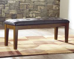 Upholstered Dining Room Bench With Back In Modern Concept Cozy Dining Room Decor Ideas Applied Wooden