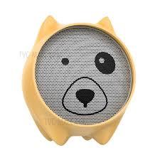 <b>BASEUS Q</b> E06 Симпатичные Звуковые <b>Колонки</b> Bluetooth С ...