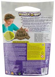 Купить <b>Кинетический песок Kinetic Sand</b> Морской песок ...