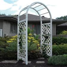 Decorating A Trellis For A Wedding Shop Garden Arbors Trellises At Lowescom