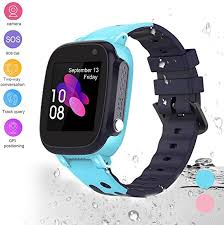 HuaWise Kids smartwatch, GPS Anti-Lost Waterproof ... - Amazon.com