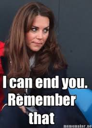 Royals are funny on Pinterest | Kate Middleton, Royal Baby Memes ... via Relatably.com