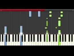 Stromae Quand c'est Piano Midi Tutorial Cover Karaoke Cancer - YouTube via Relatably.com