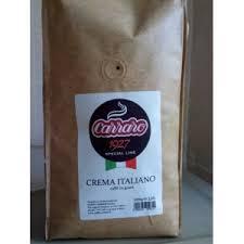 <b>Кофе в зёрнах Carraro</b> Crema Italiano | Отзывы покупателей
