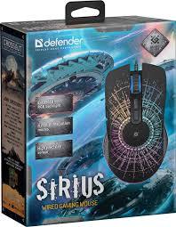 Мышка USB OPTICAL <b>GM</b>-<b>660L</b> 52660 <b>DEFENDER</b>