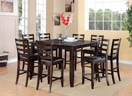 Tall Dining Room Sets High Dining Room Table Ingitk