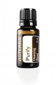 "Очищающая <b>смесь эфирных масел</b> ""Пьюрифай"" 