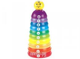 <b>Пирамида Mattel Fisher</b>-<b>Price</b> Развивающие стаканчики W4472 ...