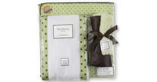 <b>Подарочный набор</b> для новорожденного Gift Set LM w/ Brown Dot ...