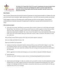 parent teacher conferences guidelines for parents page jpg parent teacher conferences guidelines for parents page 1