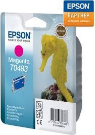 <b>Картридж Epson C13T04834010</b> купить в Москве, цена на Epson ...