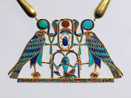 gold in ancient essay heilbrunn timeline of art history pectoral and necklace of sithathoryunet the of senwosret ii