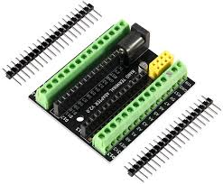NRF2401 Terminal Expansion Adapter Board ATMEGA328P <b>Nano</b> ...