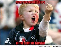 FUCK YOU CROOKED COPS... - Meme Generator Captionator via Relatably.com