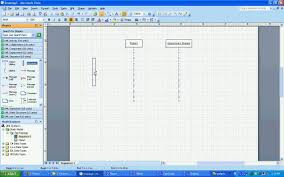 uml sequence diagram in visio   youtubeuml sequence diagram in visio