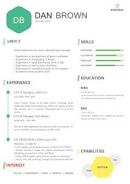 awesome resume templates • get employed today resume template