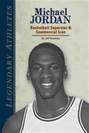 Michael Jordan: Basketball Superstar & Commercial Icon. av Jeff Hawkins - michael-jordan-basketball-superstar-commercial-icon