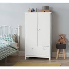 Buy Argos Home Scandinavia 2 Door <b>1 Drawer Wardrobe</b> - White ...
